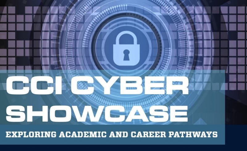 CCI Coastal Region Holding Cyber Career Showcase on March 9